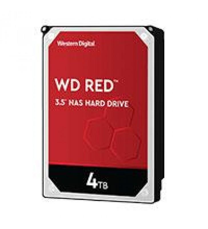 DD INTERNO WD RED 3.5 4TB SATA3 6GB/S 256MB 24X7 HOTPLUG P/NAS 1-8 BAHIAS