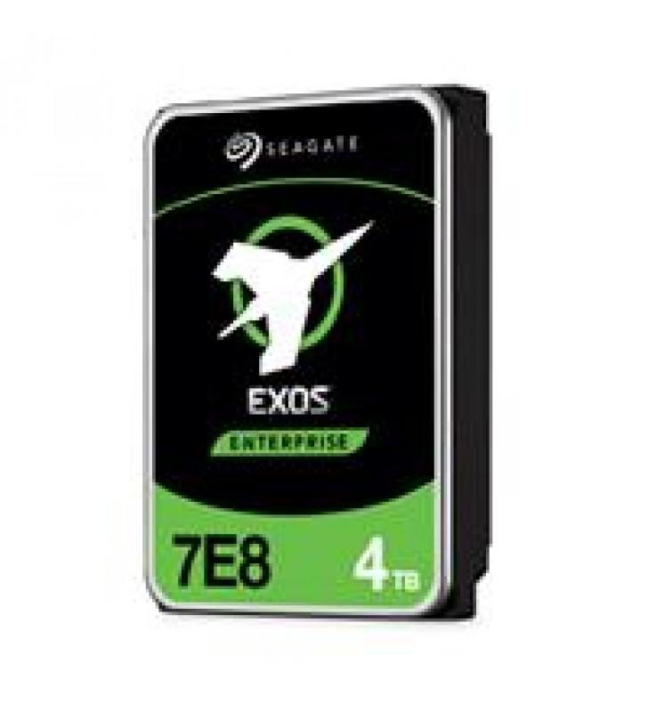 DD INTERNO SEAGATE EXOS 7E8 3.5 4TB SATA3 6GB/S 256MB 7200RPM 24X7 HOTPLUG P/NAS/NVR/SERVER/DATACENT