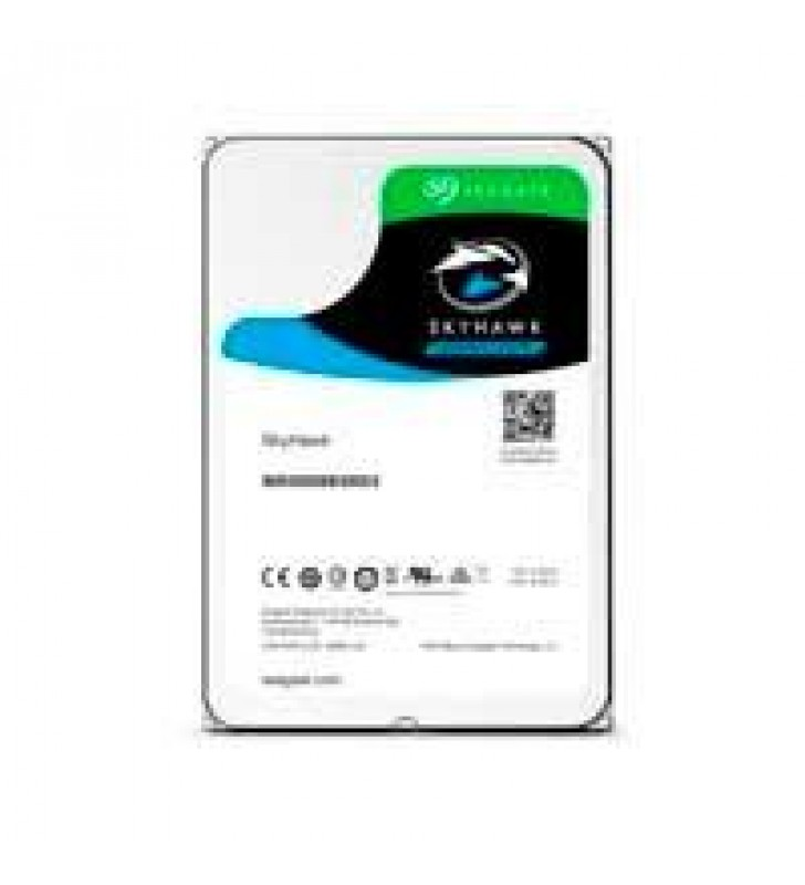 DD INTERNO SEAGATE SKYHAWK SURVEILLANCE 3.5 3TB SATA3 6GB/S 5400RPM 256MB 24X7 P/DVRNVR 1-8 BAHIAS/1