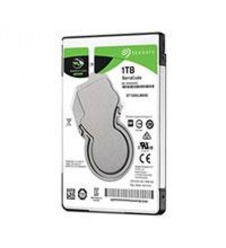 DD INTERNO SEAGATE BARRACUDA 2.5 1TB SATA 6GB/S 5400RPM 7MM P/ULTRABOOK
