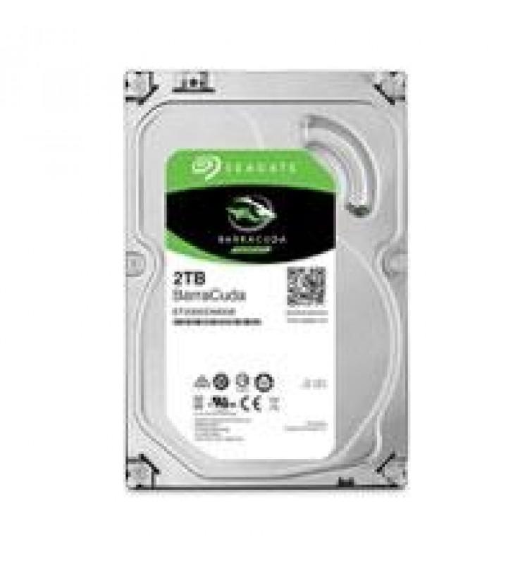DD INTERNO SEAGATE BARRACUDA 3.5 2TB SATA3 6GB/S 7200RPM CACHE 256MB / PC
