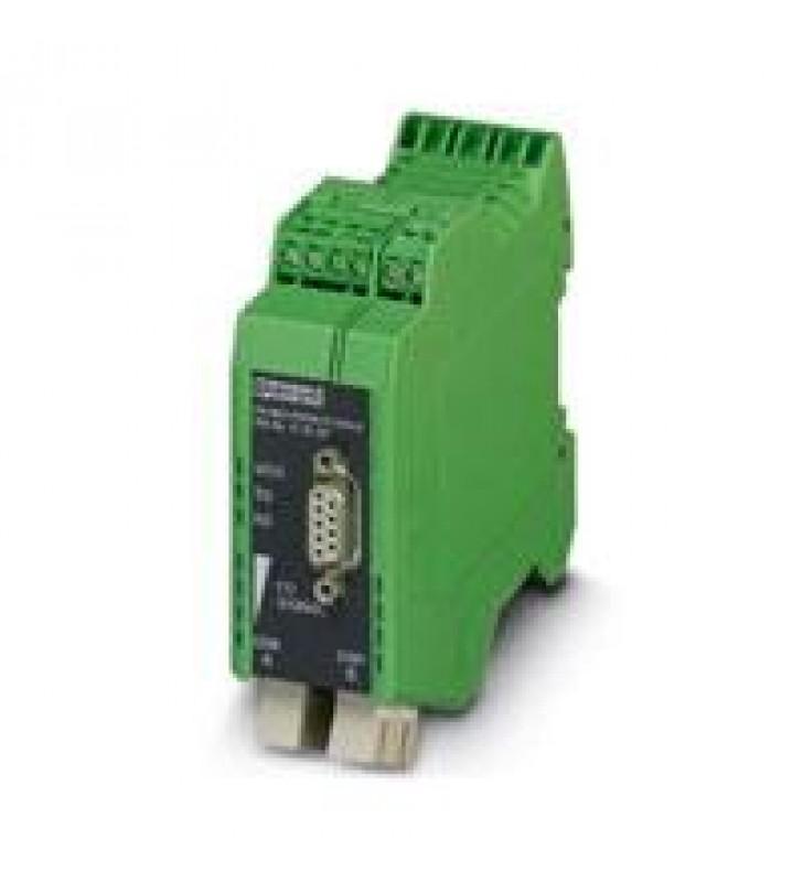 CONVERTIDOR DE FIBRA OPTICA - PHOENIX CONTACT- PSI-MOS-PROFIB/FO1300 T