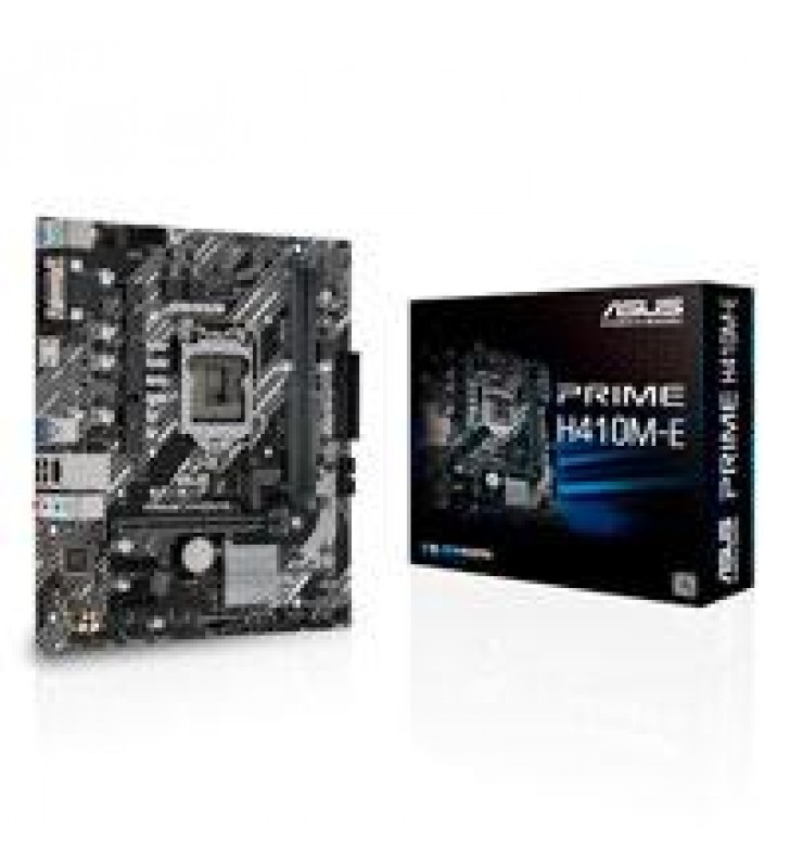 MB ASUS H410 INTEL S-1200 10A GEN/2X DDR4 2666/HDMI/D-SUB/M.2/4X USB3.2/MICRO ATX/GAMA BASICA