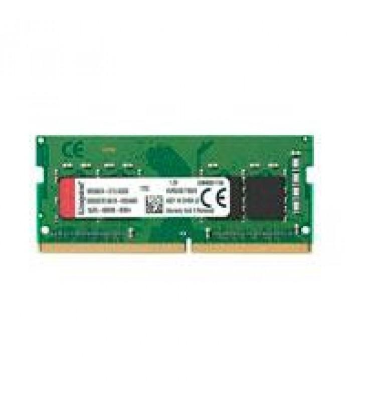 MEMORIA KINGSTON SODIMM DDR4 8GB 2400MHZ VALUERAM CL17 260PIN 1.2V P/LAPTOP