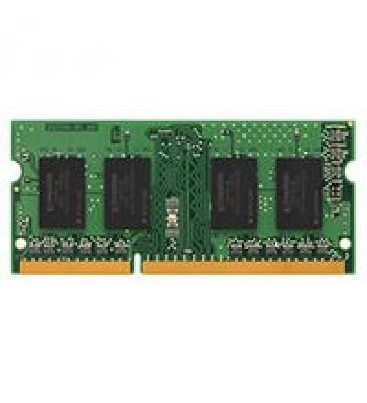 MEMORIA KINGSTON SODIMM DDR3 4GB 1333MHZ VALUERAM CL9 204PIN 1.5V P/LAPTOP