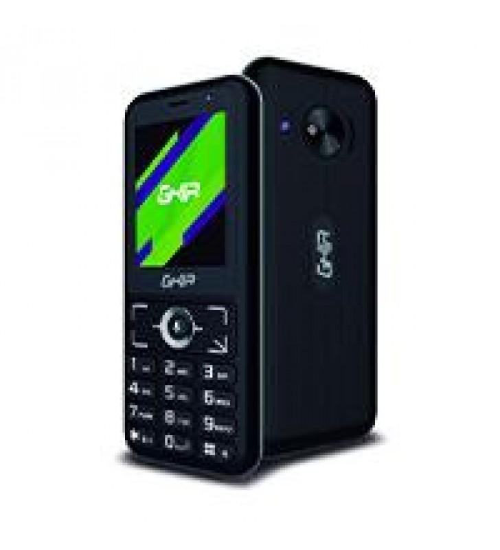 GHIA SMART FEATURE PHONE 3G/ KAIOS / 2.4 PULG / MEDIATEK MT6572 / DUALSIM / 512MB RAM / 4GB ROM/ WIF