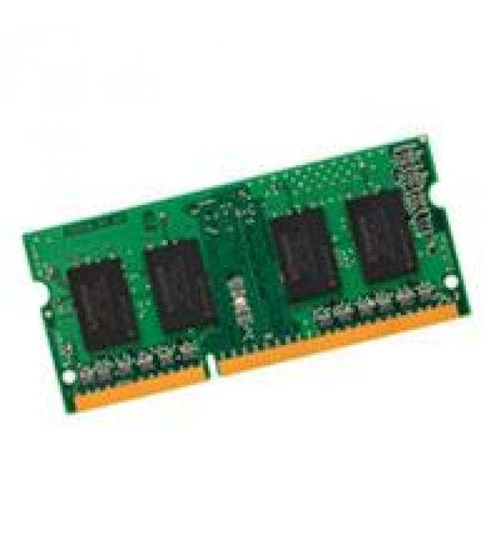 MEMORIA PROPIETARIA KINGSTON SODIMM DDR3 8GB 1333MHZ CL15 204PIN 1.5V P/LAPTOP