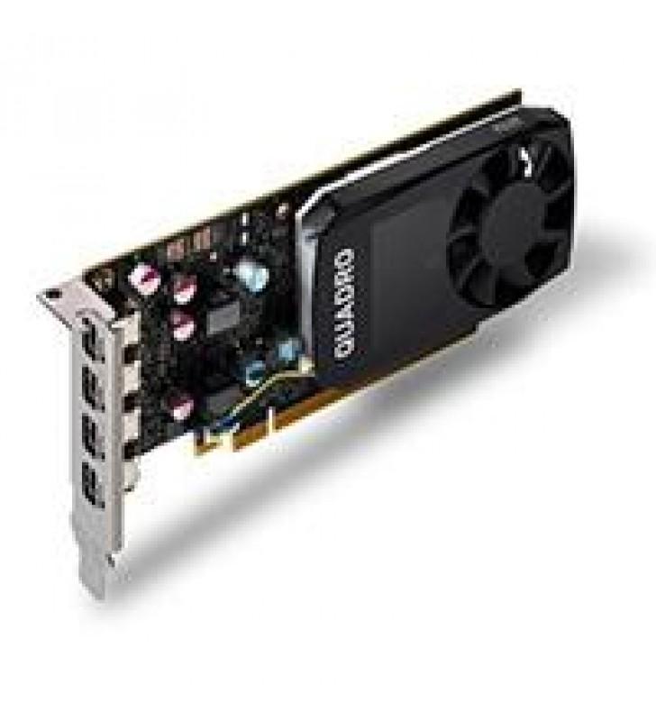 TARJETA DE VIDEO PNY NVIDIA QUADRO P620/PCIE X16 3.0/2 GB/GDDR5/DV/DP/BAJO PERFIL/GAMA MEDIA/DISENO