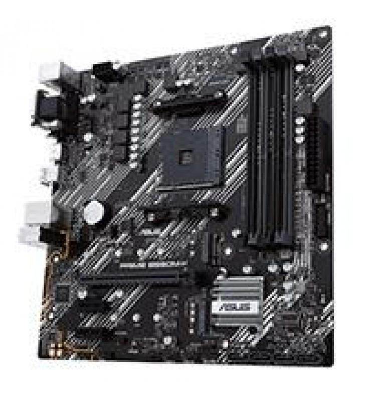 MB ASUS B550 AMD S-AM4 3A GEN/4X DDR4 2666/HDMI/DVI/D-SUB/M.2/4X USB 3.2/MICRO ATX/GAMA MEDIA