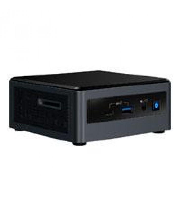 MINI PC INTEL NUC CORE I7 10710U 6 NUCLEOS 1.1 GHZ/ 2X SODIMM DDR4 2666MHZ/HDMI/ DP/4X USB 3.0/2X US