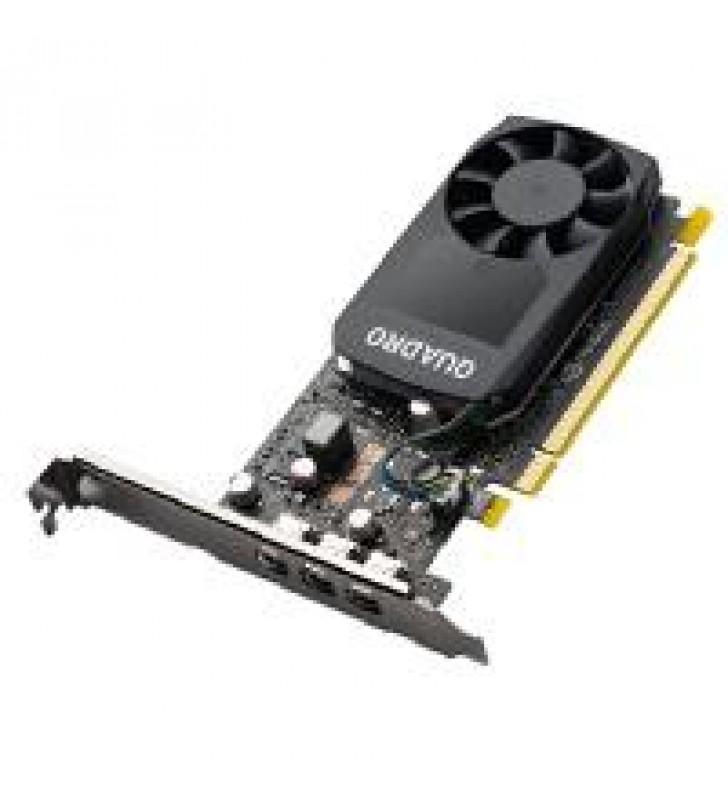 TARJETA DE VIDEO PNY NVIDIA QUADRO P400V2/PCIE X16 3.0/2 GB/GDDR5/3 MINIDP 1.4/BAJO PERFIL/GAMA MEDI