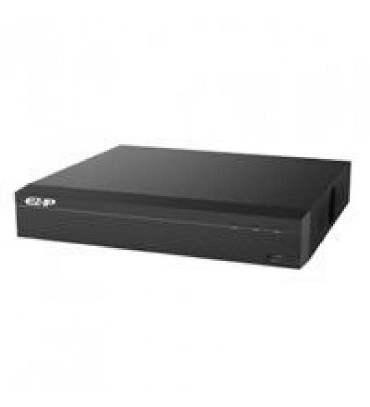 NVR DAHUA 8 CANALES IP / H265+  AND  H264+ / 8 PUERTOS POE / RENDIMIENTO 80 MBPS / HDMI / VGA / PUE