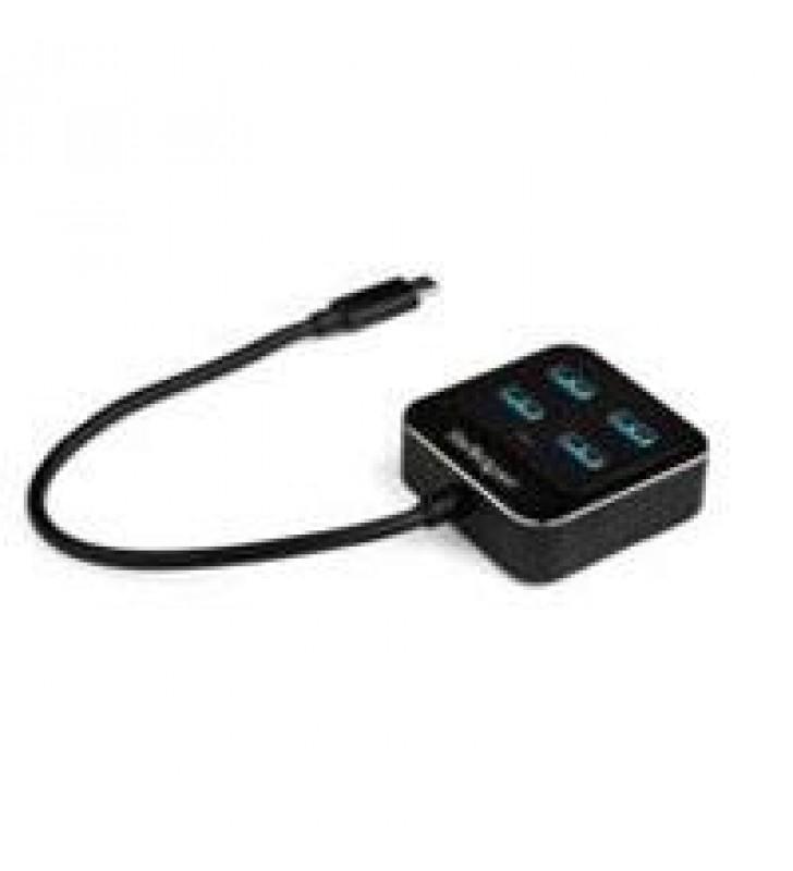 HUB USB-C DE 4 PUERTOS - USB TIPO C USB 3.1 - CONCENTRADOR DE 4 PUERTOS USB A - STARTECH.COM MOD. HB