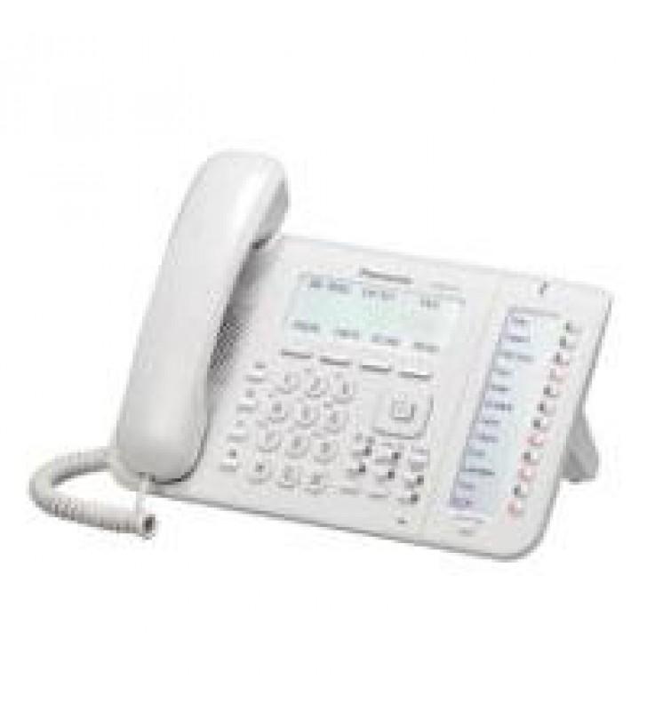 TELEFONO IP EJECUTIVO 32 BOTONES FLEXIBLES 2 PUERTOS ETHERNET (GBE)