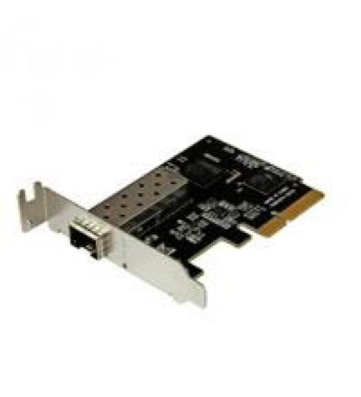 TARJETA DE RED ETHERNET PCI EXPRESS DE 10 GIGABITS DE FIBRA CON SFP+ ABIERTO - ADAPTADOR NIC - START