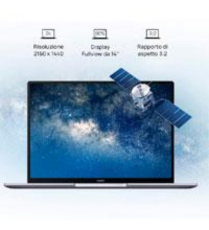 PORTATIL LAPTOP HUAWEI MATEBOOK 1413.9 PULGADAS  PROCESADOR INTEL CORE I7 MEMORIA 16GB DDR + 512 GB