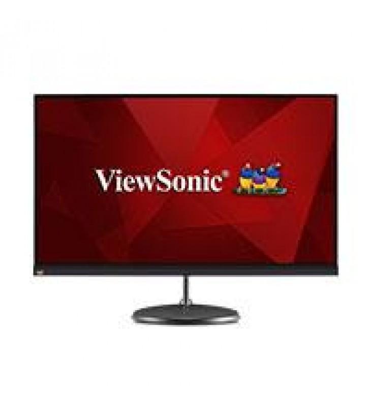 MONITOR LED VIEWSONIC 24 WIDESCREEN HD 1920 X 1080 VA2405-H NEGRO VGA HDMI 250 CD/M2