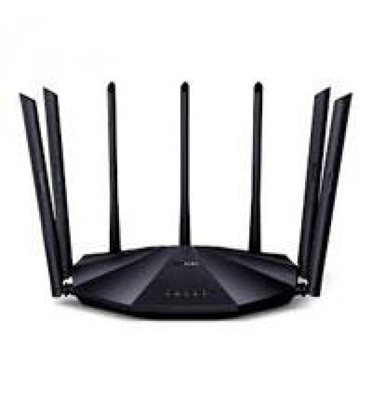 ROUTER AC23 AC2100 802.11 AC/B/G/N DUAL-BAND 7 ANTENAS EXTERNAS MU-MIMO + BEAMFORMING IPV6 IPTV 4 PU