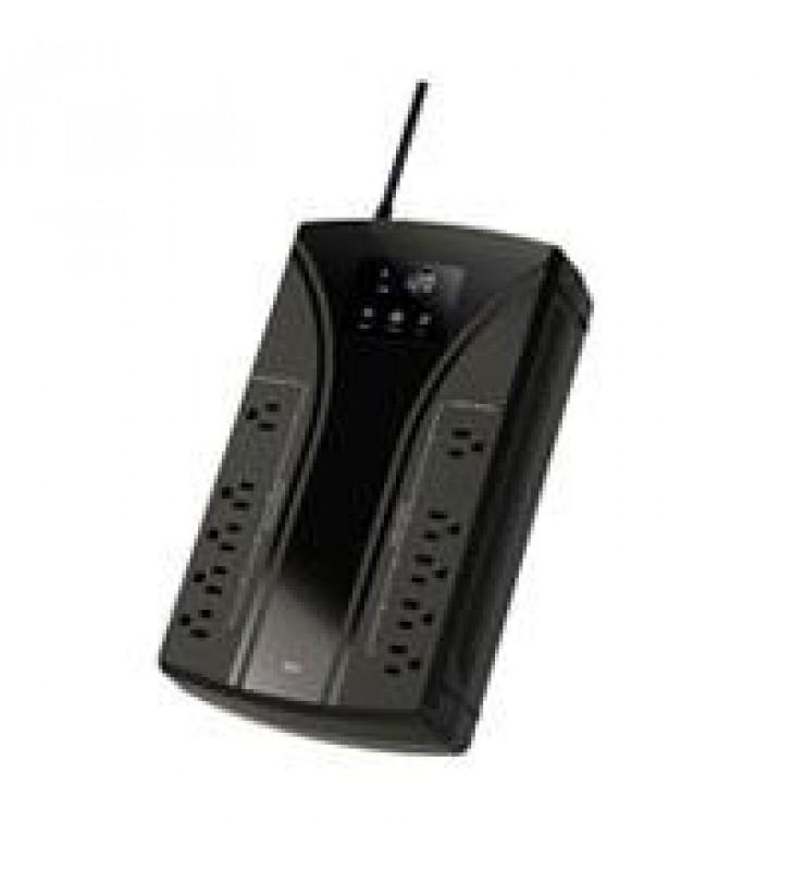 NO BREAK 7522-USB INTERACTIVO CUASISENOIDAL 750 VA / 420 WATTS (SUSTITUTO 7011 ) 10 CONTACTOS 5 RESP