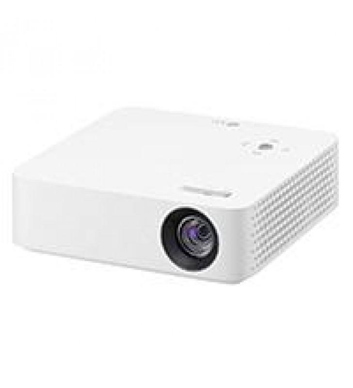 VIDEOPROYECTOR PORTATIL LED LG PH30N 250 ANSILUMENES HD 1280X720 HASTA 100 PULGADAS HDMI(1) USB(1) A