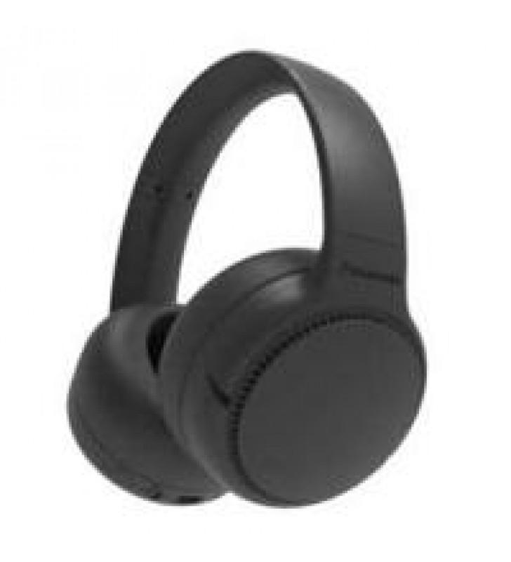 AUDIFONOS BLUETOOTH TIPO DIADEMA (ON-EAR) PANASONIC RB-M300BE-K COLOR NEGRO FUNCION MANOS LIBRES/MIC