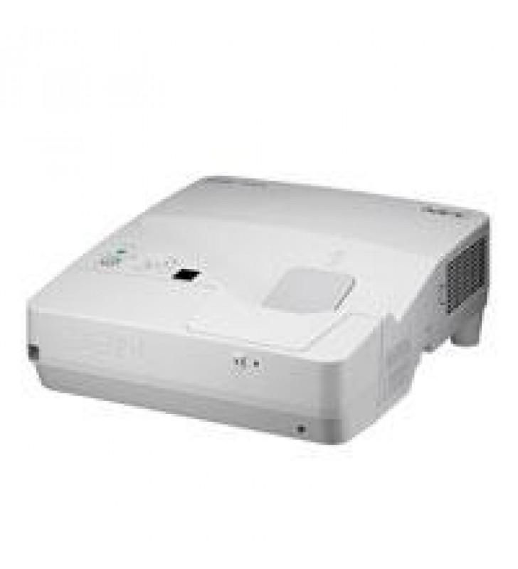 VIDEOPROYECTOR TIRO ULTRA CORTO NEC NP-UM361X LCD 3600 LUM XGA USB 2 HDMI VGA WK SPK 20W 6000 ECO