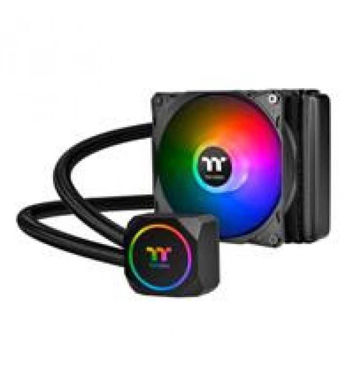 DISIPADOR CON ENFRIAMIENTO LIQUIDO THERMALTAKE TH120 ARGB SYNC/INTEL LGA 1200/1156/1155/1151/1150/77