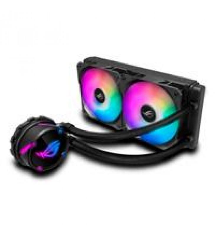 DISIPADOR CON ENFRIAMIENTO LIQUIDO ASUS ROG STRIX LC/240MM/RGB
