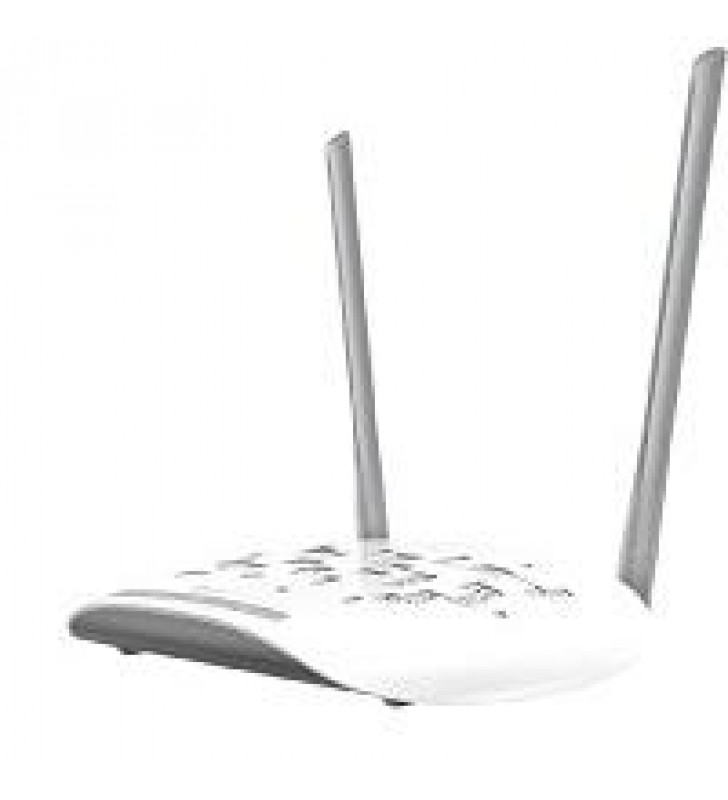 ACCESS POINT INALAMBRICO TP-LINK TL-WA801N 802.11N/G/B 300MBPS 1RJ45 10/100 MBPS INCLUYE INYECTOR PO
