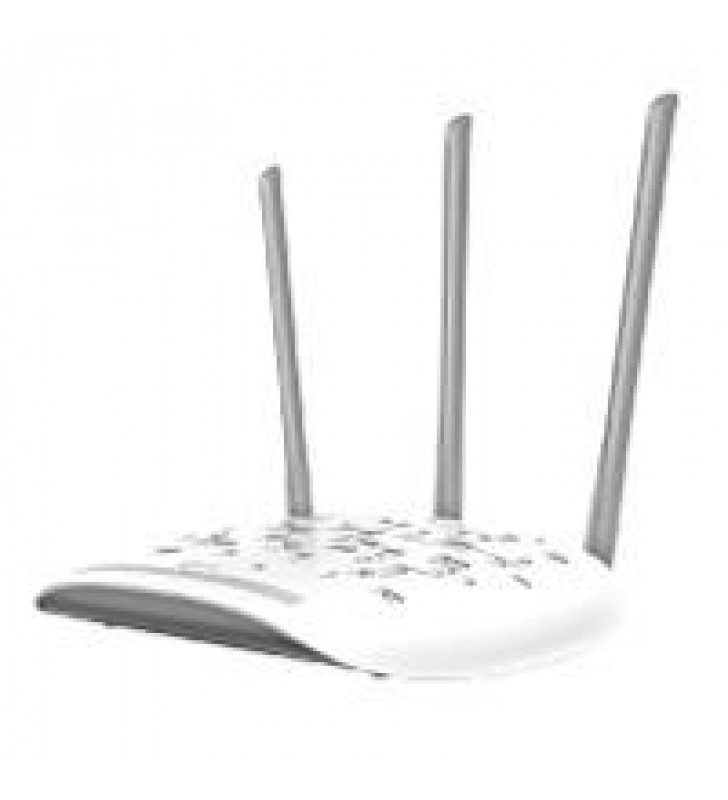 ACCESS POINT INALAMBRICO TP-LINK TL-WA901N 802.11N/G/B 450MBPS 1RJ45 10/100 MBPS INCLUYE INYECTOR PO