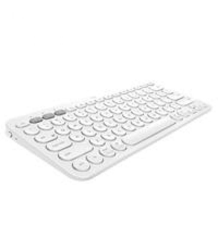 TECLADO LOGITECH K380 WHITE INALAMBRICO BLUETOOTH MULTIPLATAFORMA PC/TABLET/SMARTPHONE