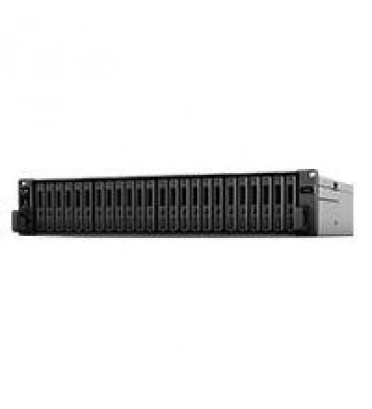 FLASHSTATION SYNOLOGY FS3600 24 BAHIAS/ HASTA 92.16 TB /INTEL XEON D-1567 /DOCE NUCLEOS 2.7 (TURBO)