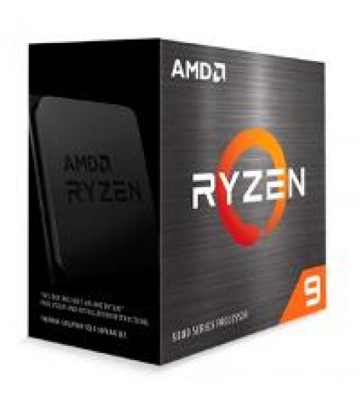 PROCESADOR AMD RYZEN 9 5900X S-AM4 5A GEN. 105W 3.7GHZ TURBO 4.8 GHZ 12 NUCLEOS/SIN GRAFICOS INTEGRA