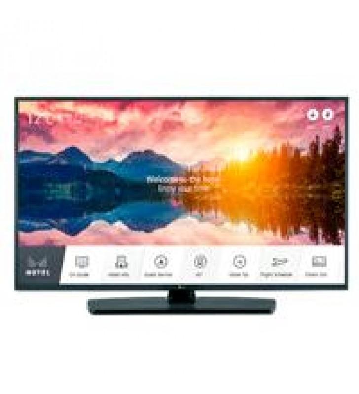 TELEVISOR HOTELERO LG 43 PLG UHD COMPATIBLE CON PRO:CENTRIC PRO IDIOM WEB OS 5.0 USB CLONING CONEXIO