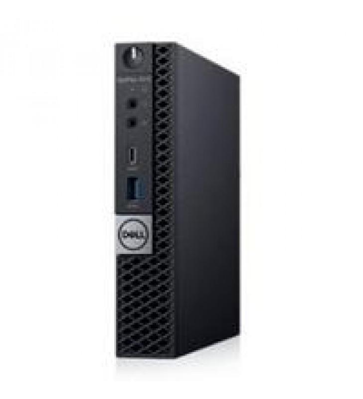 OPTIPLEX 3080 MFF CORE I5 10500T HASTA 3.8GHZ / 8GB / 256 SSD / NO MONITOR / NO DVD / WINDOWS 10 PRO