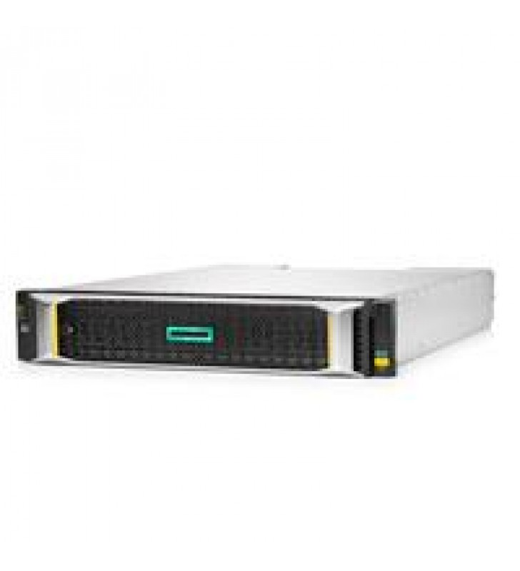 ALMACENAMIENTO HPE SAN MSA 2060 16GB FC SFF STORAGE (AC POWERED)