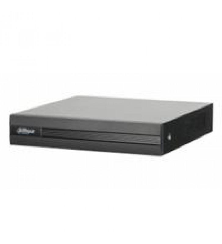 DVR 4 CANALES PENTAHIBRIDO 4 MEGAPIXELES LITE/ 1080P/ 720P/ H265+/ 2 CH IP ADICIONALES 4+2/ IVS/ SAT