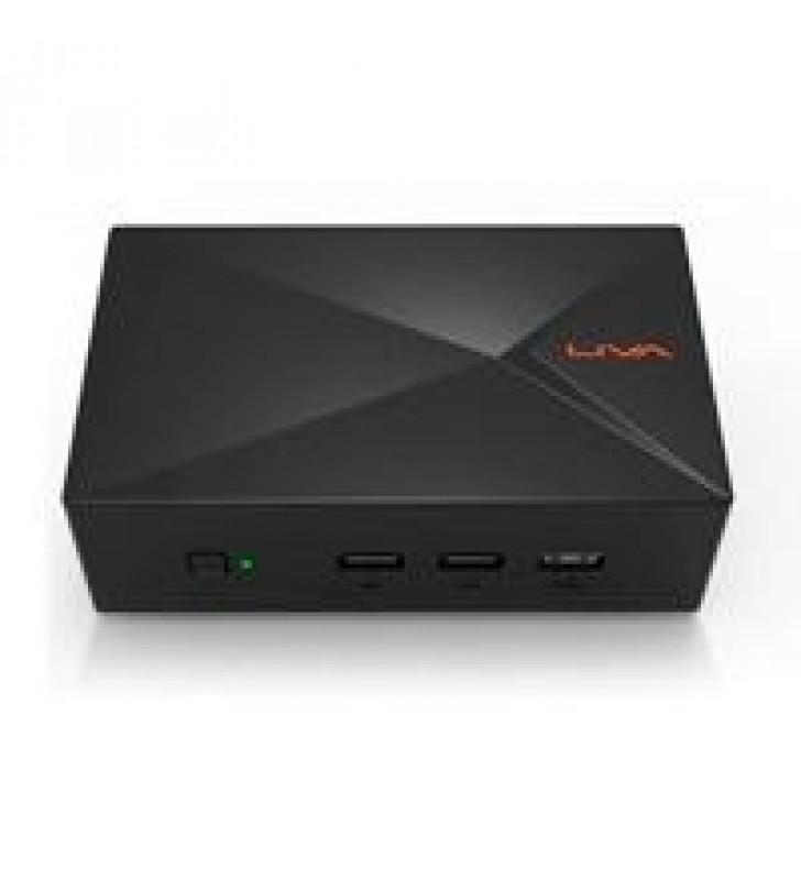 MINI PC ECS LIVA XE INTEL BRASWELL N3050 SOC/2 GB DDR3L/EMMC 32GB/HDMI/VGA/WIFI/BLUETOOTH/USB3.1