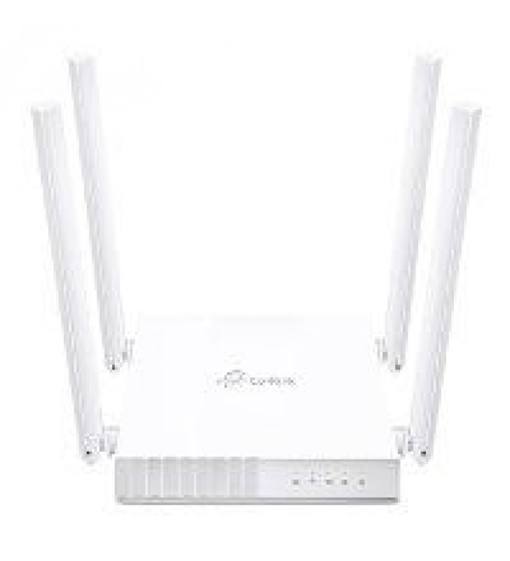 ROUTER INALAMBRICO TP-LINK ARCHER C24 WISP AC750 DUAL BAND 2.4GHZ A 300MBPS Y 5GHZ A 433MBPS MULTIMO