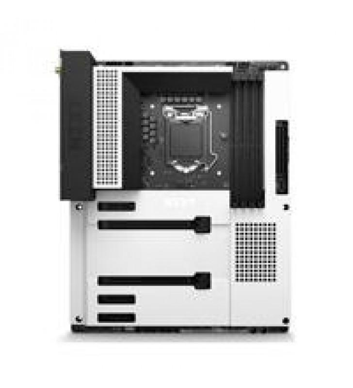 MB NZXT Z490 BLANCO INTEL S-1200 10MA GEN/ 4 X DDR4 MAX 128/ HDMI 8 USB 2.0 4 USB 3.2 1 USB C/M.2/AT