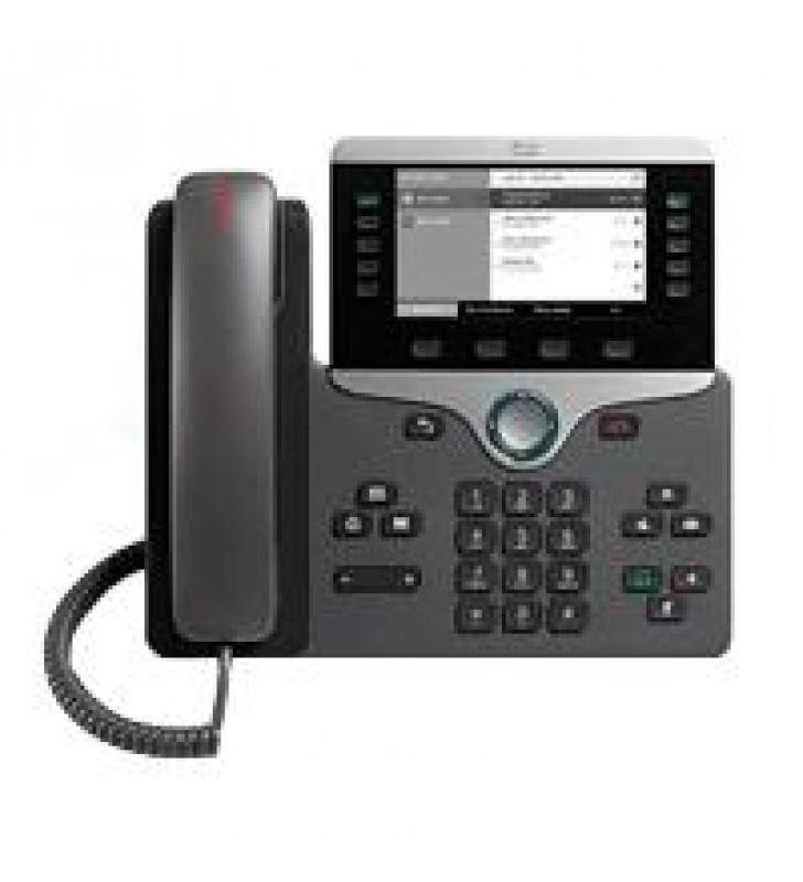 TELEFONO IP CISCO CHARCOAL  CP-8811-K9=