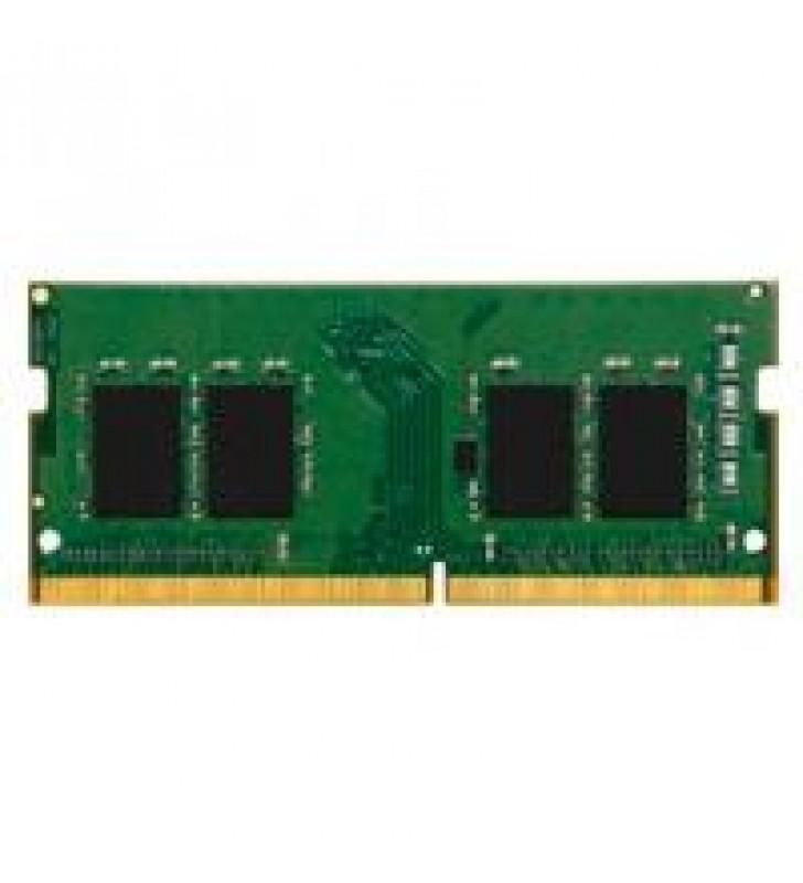 MEMORIA KINGSTON SODIMM DDR4 8GB 3200MHZ VALUERAM CL22 260PIN 1.2V P/LAPTOP