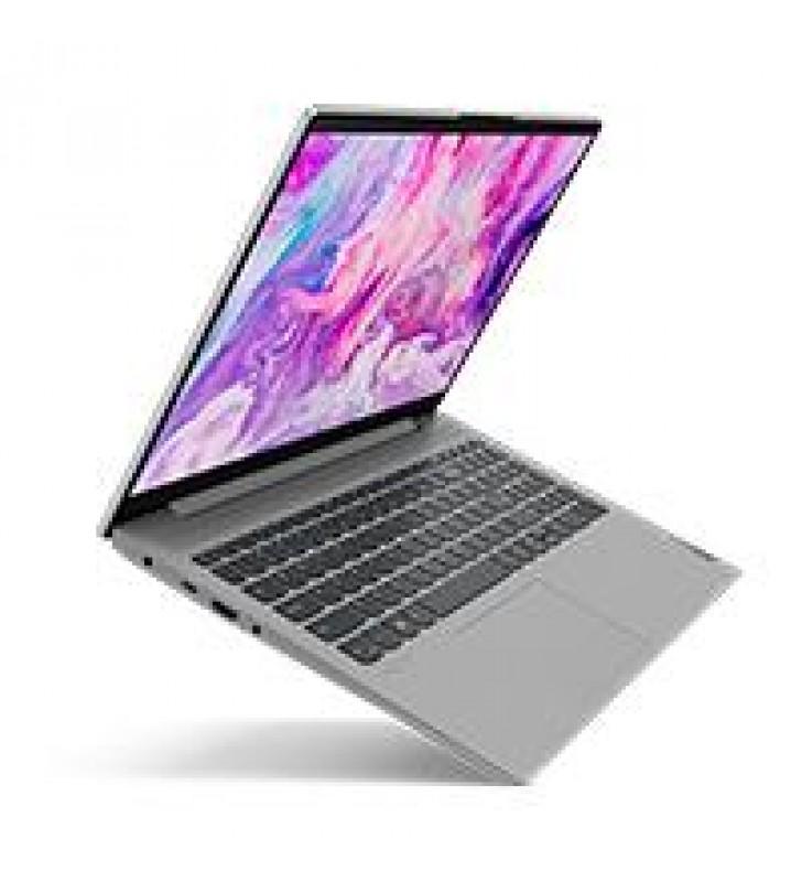 LENOVO IDEA5 15ITL05/CORE I5-1135G7 2.4GHZ/8GB DDR4 3200/512GB SSD/15.6 FHD/WIFI/COLOR PLATA/WIN 10