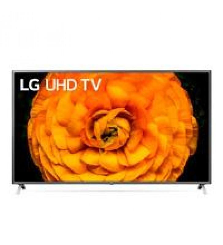 TELEVISION LED LG 86 PLG SMART TV UHD 38402160P PANEL IPS 4K WEB OS SMART TV TRUMOTION 120 HZ HDR 10