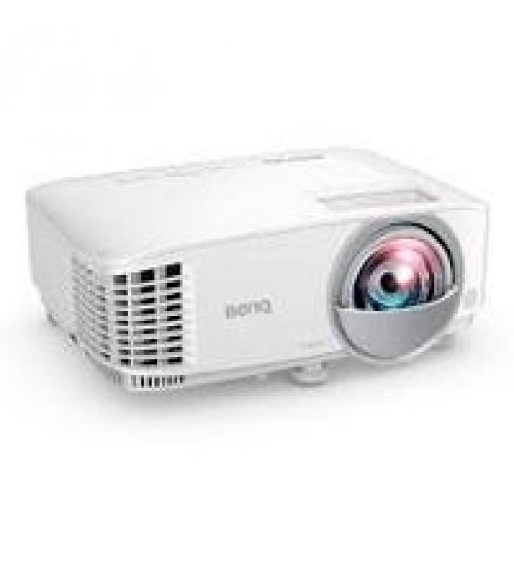 VIDEOPROYECTOR BENQ DLP MW826STH WXGA 3500 LUMENES LAMPARA DE 15000 HORAS TIRO CORTO  HDMI (MHL) USB