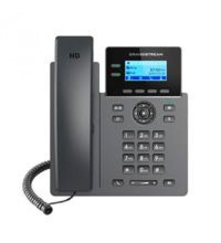 TELFONO IP CON 2 PUERTOS FASTETHERNET PANTALLA LCD RETROILUMINADA DESTION Y APROVISIONAMIENTO DESDE