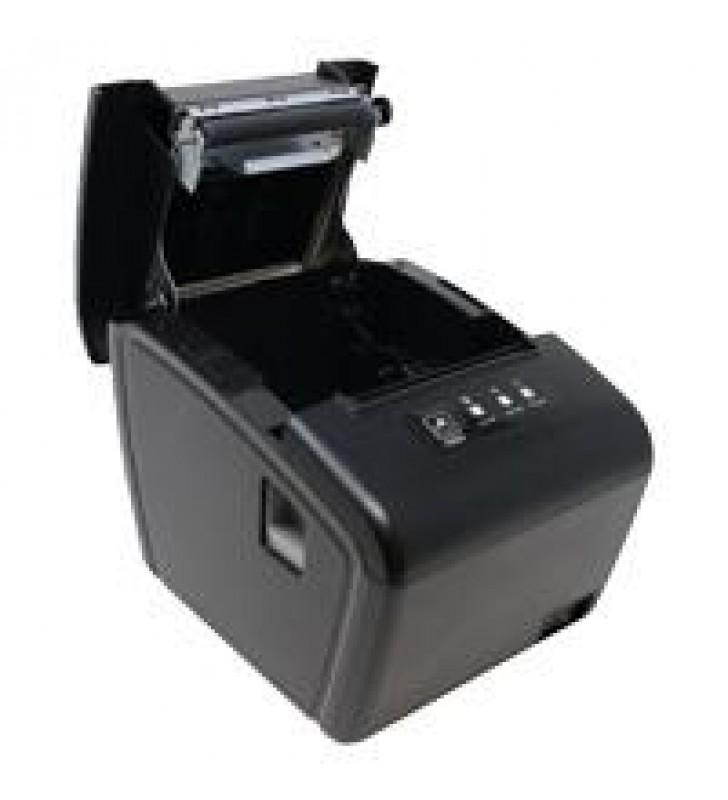 MINIPRINTER TERMICA 80MM 3NSTAR RPT006S USB-SERIAL-ETHERNET - NEGRA - AUTOCORTADOR 260MM X SEG ? COM