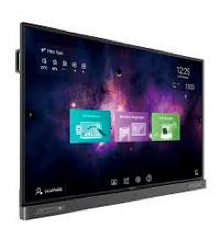 MONITOR BENQ INTERACTIVO TOUCH RP7502 75 4K 3840 X 2160 450 NITS ANDROID 8.4 HASTA 20 PUNTOS TACTILE