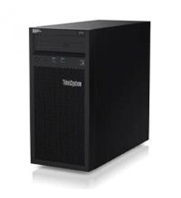 SERVIDOR LENOVO THINKSYSTEM ST50 XEON E-2224G 4C 3.5GHZ 71W / RAM 1X16GB 2666MHZ / DD 1X1TB 7.2K SAT