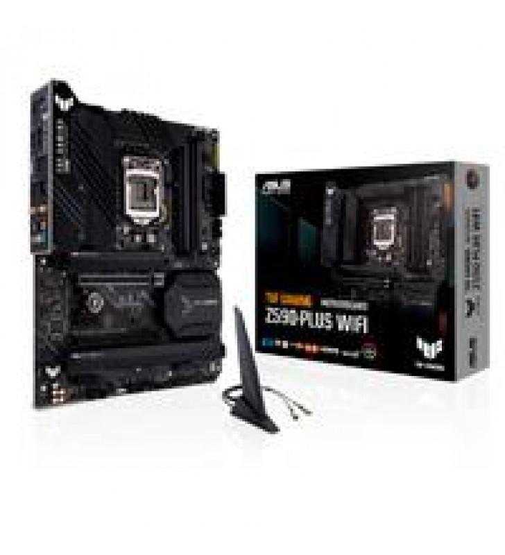 MB ASUS Z590 INTEL S-1200 11A GEN/4X DDR4 2800/HDMI/DP/M.2/7X USB 3.2/USB-C/WIFI/BLUETOOTH/ATX/GAMA